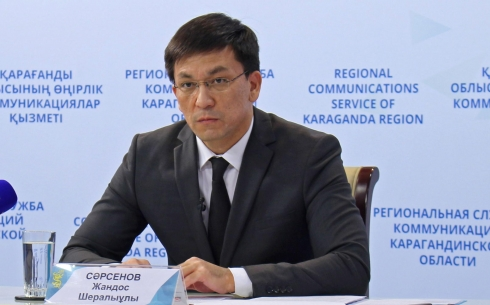 «Чем проще и прозрачнее процедуры получения госуслуг, тем меньше коррупции»,- Жандос Сарсенов