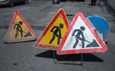 В Караганде перекроют участок дороги на пересечении улиц Асфальтная и Бытовая