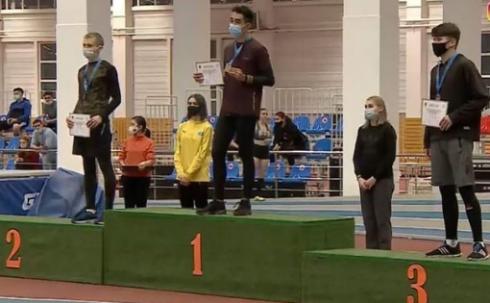 Второе место заняла юношеская сборная Карагандинской области на чемпионате РК по легкой атлетике