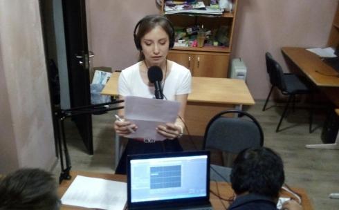 Карагандинские поэты записывают аудиосборник своих произведений