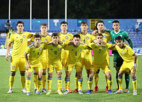 Четыре футболиста «Шахтера» сыграли за молодежную сборную Казахстана