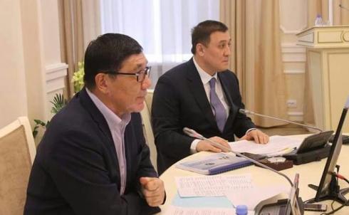 Нурлан Аубакиров призвал карагандинцев приложить все усилия в решении поставленных президентом задач