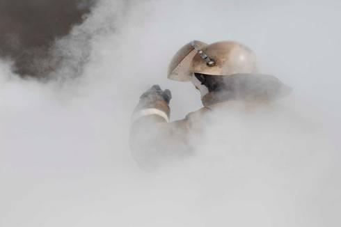 Возгорание в шахте в Карагандинской области ликвидировано, жертв и пострадавших нет
