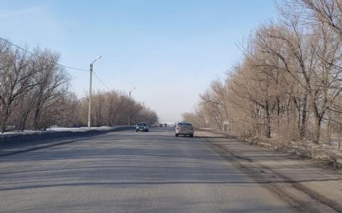 Карагандинские автомобилисты жалуются на плохое состояние дороги по 35-му маршруту