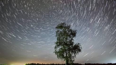 В ночь на воскресенье казахстанцы увидят максимум метеорного потока Персеиды