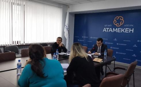 40 проектов на 4 миллиарда тенге реализуется по программе «Экономика простых вещей» в Карагандинской области