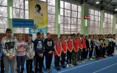 В Караганде состоялось открытие легкоатлетического турнира памяти Веры Фёдоровны Карповой