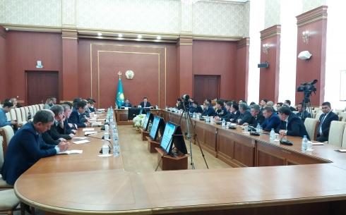 Сколько нужно средств на дальнейшее развитие Карагандинской области