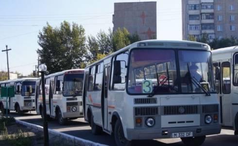 Аким Темиртау раскритиковал пассажирских перевозчиков города