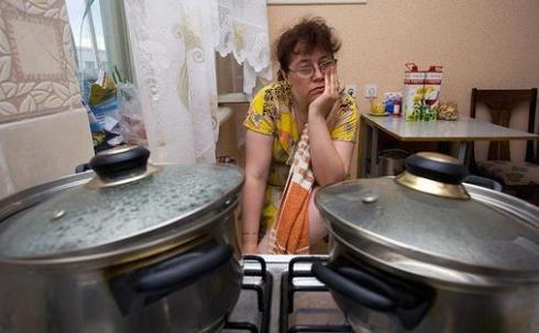 В Караганде горячее водоснабжение появится только в конце июня