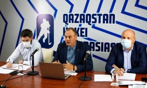 Стала известна предварительная дата старта чемпионата Казахстана по хоккею