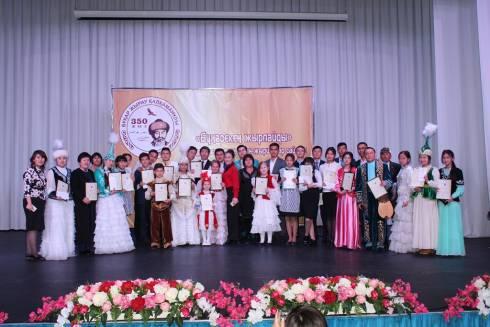 В Караганде состоялся ежегодный областной конкурс чтецов «Бұқарекең жырлайды».