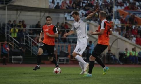 Стало известно место проведения матча Премьер-Лиги «Шахтер» — «Кайрат»