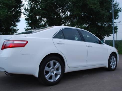 Белый автомобиль стал лидером цветовых предпочтений казахстанцев