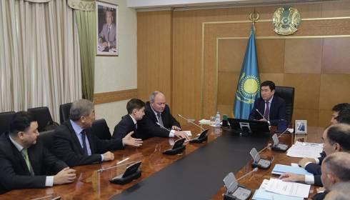 Американская корпорация выбрала Карагандинскую область для реализации крупного проекта