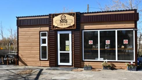 Кафе быстрого питания появилось в селе Есиль Осакаровского района