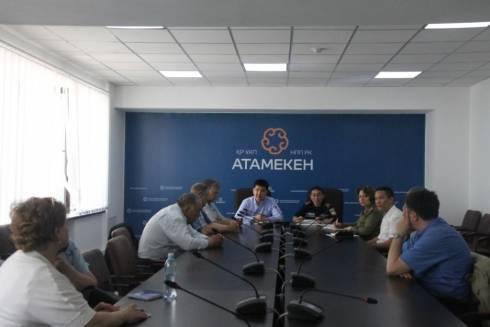 Очередная встреча с представителями бизнеса проведена в Карагандинской области