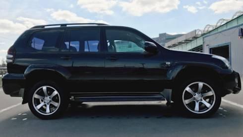 Полицейские Караганды нашли угнанный два месяца назад автомобиль