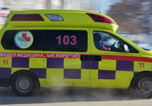 Трое детей отравились угарным газом в Караганде