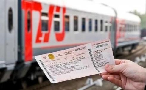 Билеты со скидкой до 55% на скоростные поезда смогут приобрести казахстанцы в январе