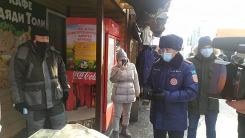 Осторожно, газ! Предпринимателям Карагандинской области необходимо оповещать окружающих о наличии газового баллона в здании