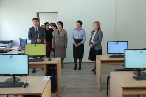 В Жезказгане открыли зал для тестирования госслужащих