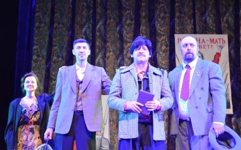 Шоу должно продолжаться: карагандинский театр Станиславского готовит премьеру спектакля «Прощай, Конферансье!»