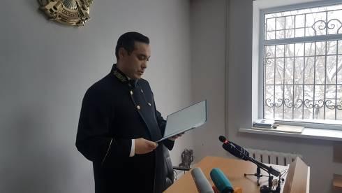 Суд вынес приговор обвиняемым по делу о перевернувшемся батуте в Караганде