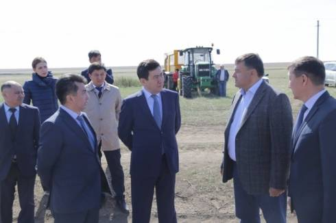Больше капусты и картофеля сажают на полях Карагандинской области