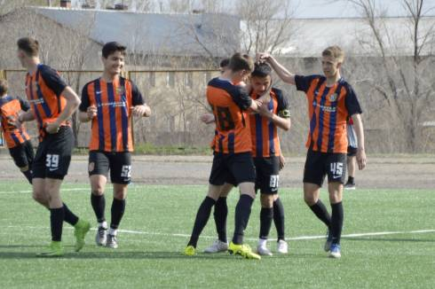 Молодежная команда «Шахтера» сыграла вничью со сверстниками из «Кырана»