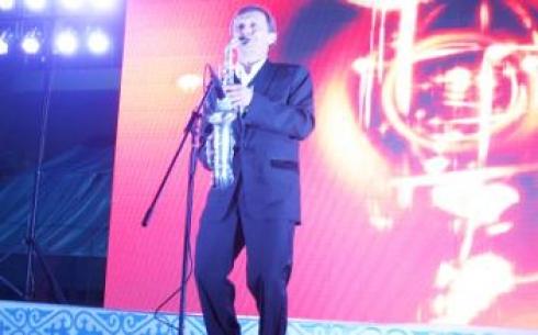 В Караганде отпраздновали завершение президентских выборов