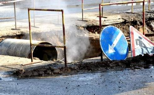 В Караганде на ухудшенный режим подачи тепла переведен 21 многоэтажный дом