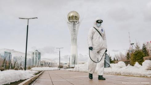 Казахстан прошел 4 волны коронавируса - Цой