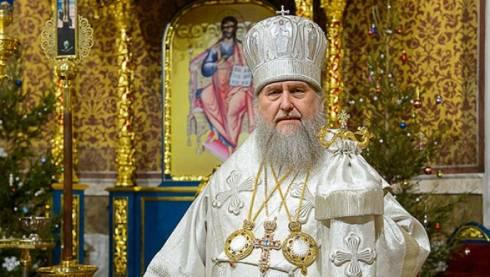 Митрополит Астанайский и Казахстанский поздравил казахстанцев с Рождеством