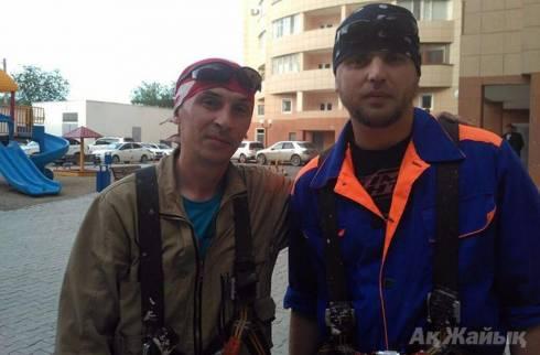 За спасение жизней: Национальной премией ADAM BOL награждён житель Темиртау