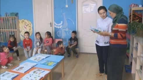 Сеть современных детских садов открыла многодетная мать в Караганде