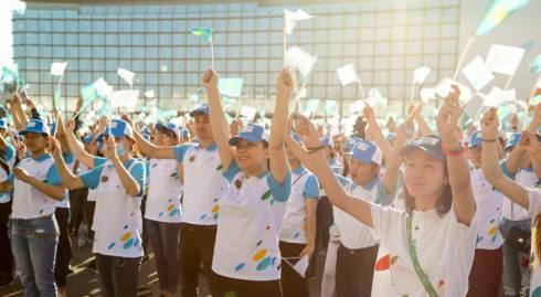 Волонтерские ваучеры станут доступны казахстанским студентам с 1-го сентября