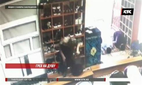 Карагандинец, уходя с намаза, прихватил чужой рюкзак