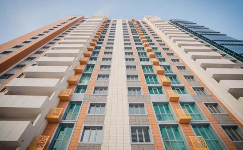 Объемы жилья продолжают расти в Карагандинской области