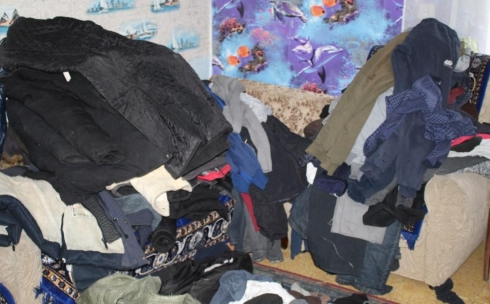 Карагандинский общественный фонд помогает бездомным людям