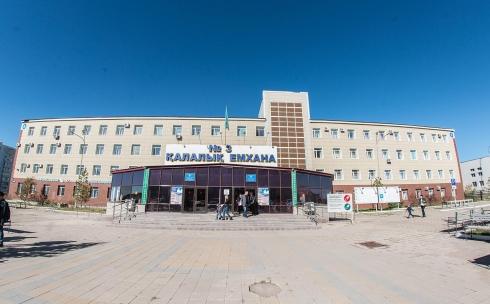 Лучшая поликлиника в Караганде