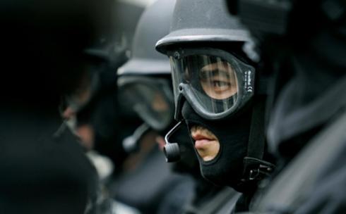 В Карагандинской области в Жезказгане проходят антитеррористические учения
