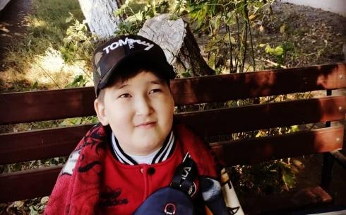 В Караганде проходит розыгрыш в поддержку 11-летнего Эмиля Сартаева