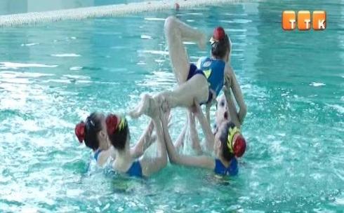 Темиртауские синхронисты лидируют в международном турнире «Жемчужина Темиртау»