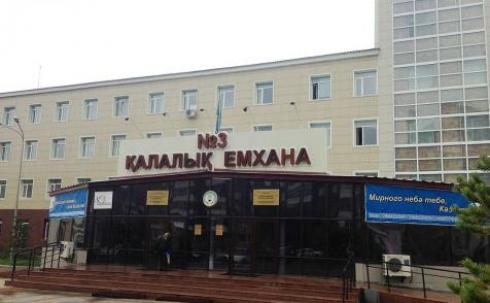 Однодневный заработок пострадавшим жителям города Арысь перечислили сотрудники Поликлиники №3