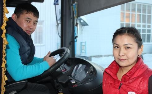 Арман и Макпал Жаксыбаевы – лучшие на маршруте в январе!
