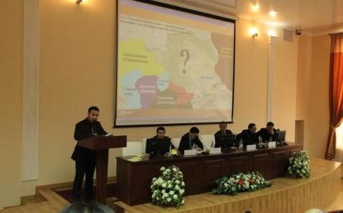 В Карагандинской области прошла научная конференция, посвященная 20-летию АНК