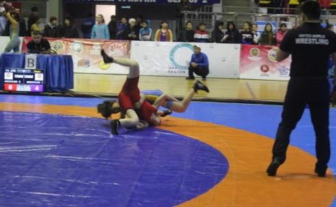 Больше 600 спортсменов примут участие в чемпионате РК по вольной и женской борьбе в Караганде