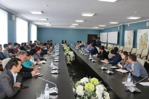 В вузах Карагандинской области создали кафедры Ассамблеи народа Казахстана