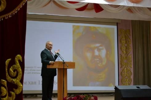 Молодёжи в сёлах Карагандинской области рассказывают о жизни и деятельности великих казахских биев и ораторов